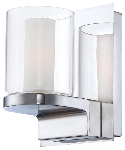 Excellent Napa 2Light Vanity  Transitional  Bathroom Vanity Lighting  By