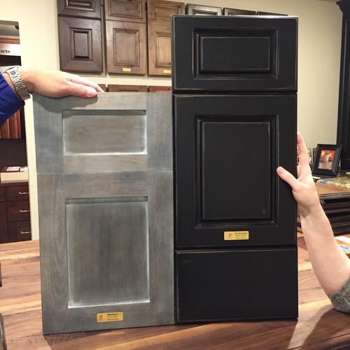 Should Kitchen Cabinets Match Island Cabinets.