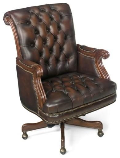 Hooker Furniture Ec277 Gloria Office Chair.