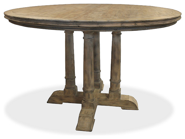 lexington monroe dining table fieldale lodge silverton for sale round gray diameter