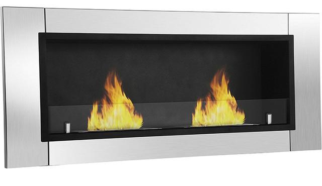 Moda Ethanol Fireplace.