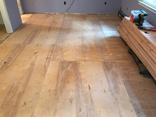 The Importance Of A Solid Subfloor The Flooring Blog