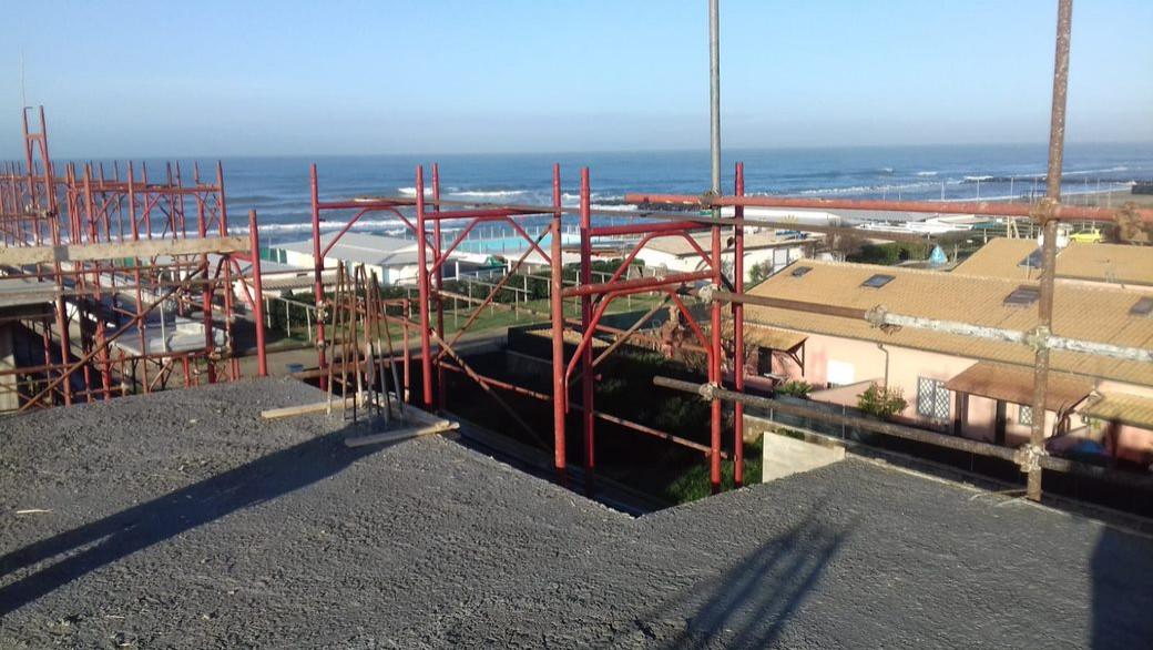 Nuova costruzione vista mare a Focene (RM)