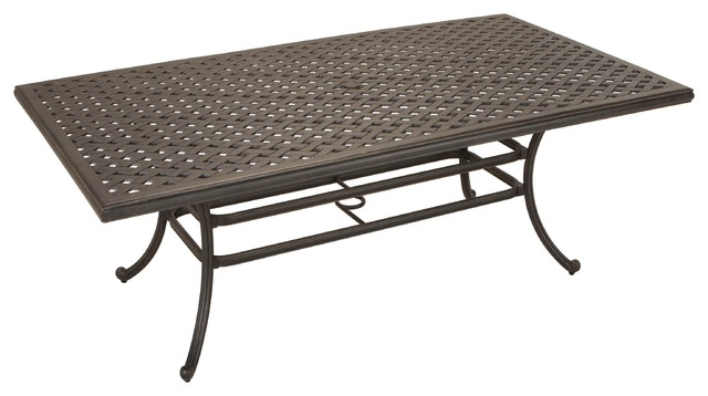 Moreaux Outdoor Rectangular Dining Table Outdoor Dining Tables