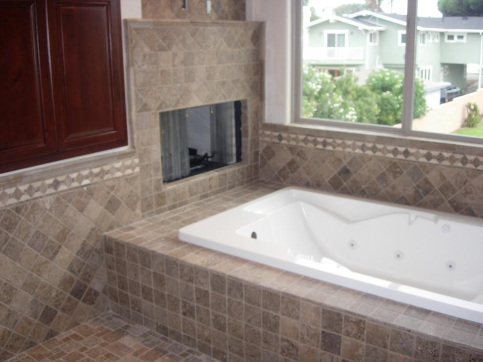 bathroom remodeling contractor - Contemporary - Los ...