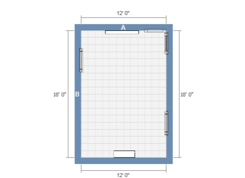 12x18 living room layout