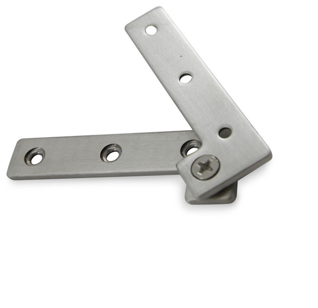 Dawn Square Series Single Robe Hook Chrome