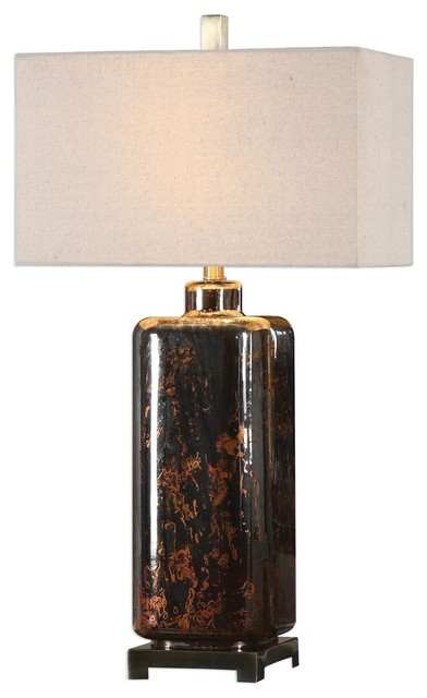 Vanoise Glass Table Lamp