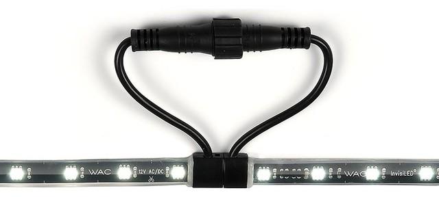 Shop Houzz | WAC Landscape LED InvisiLED 12V Outdoor Tape Light, Black - Undercabinet Lighting