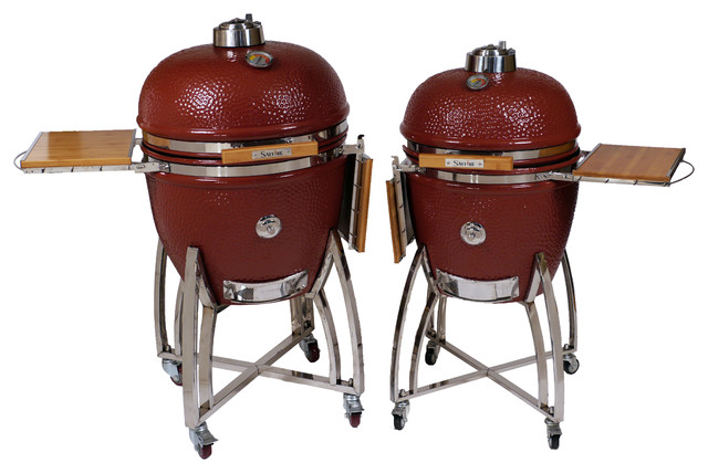 Saffire Kamado Style Grills - Big Green Egg Alternative