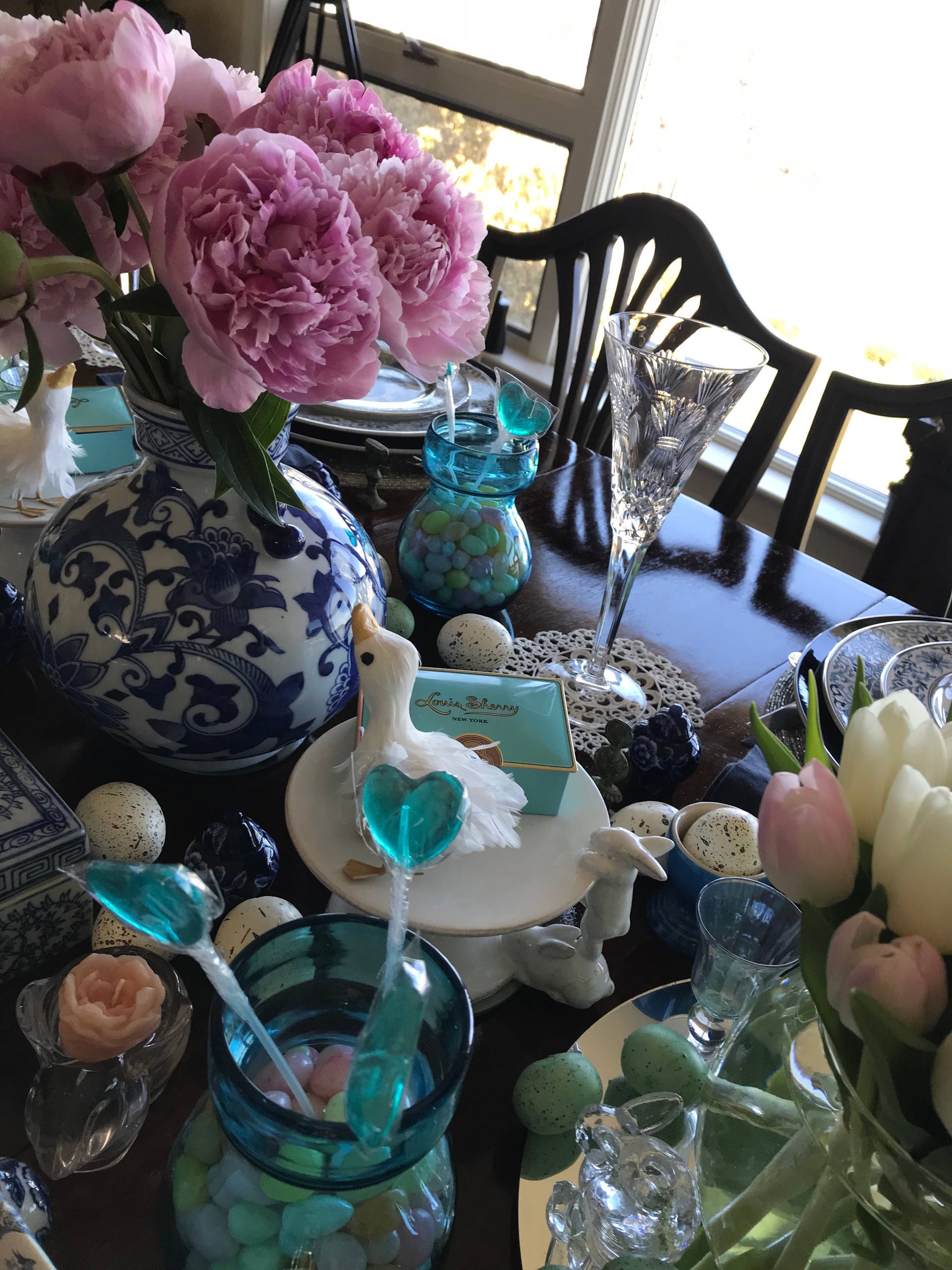 Tablescape Designs by Duchess Designs  - Spring