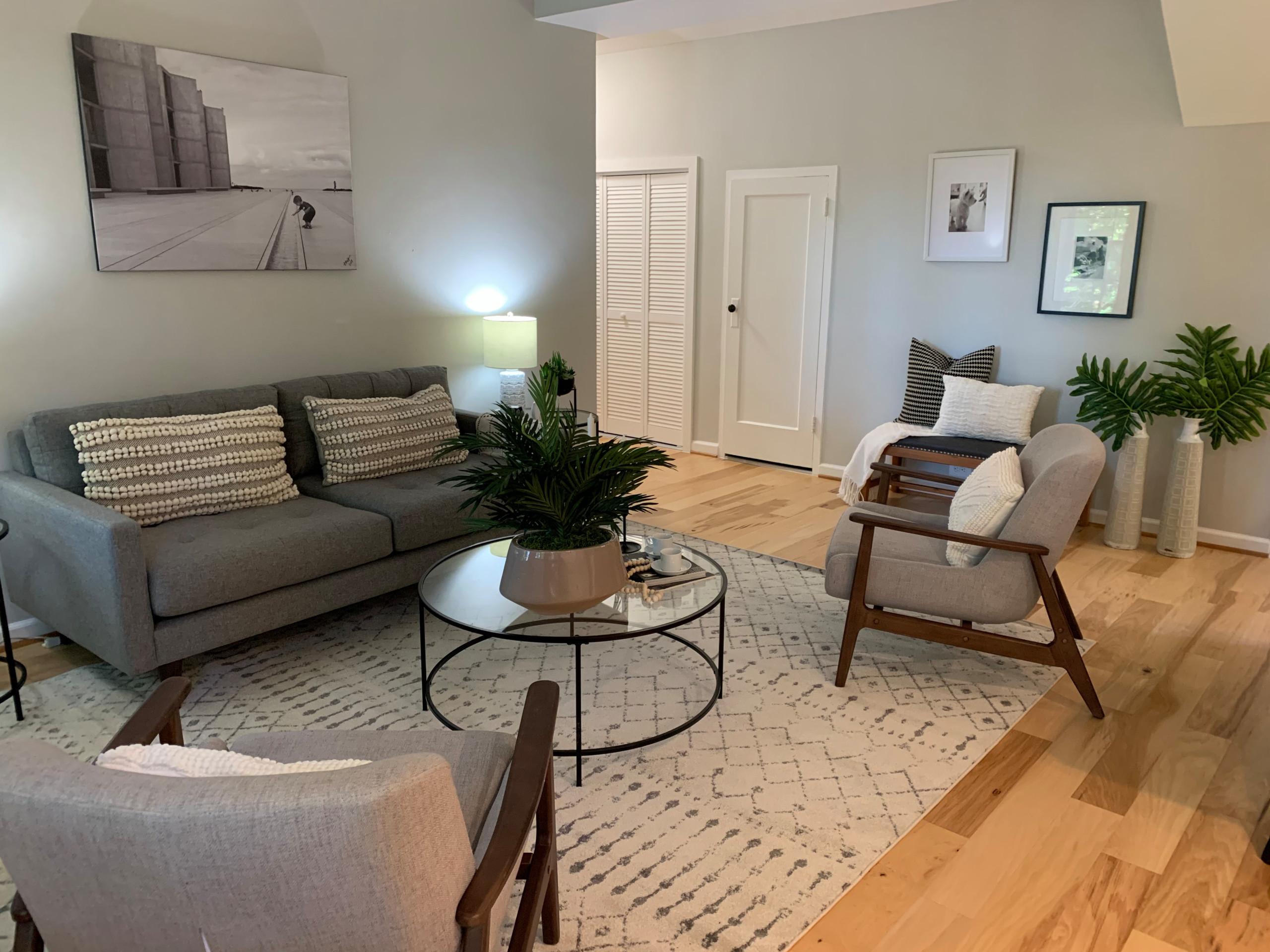 Magical Modern Living Room