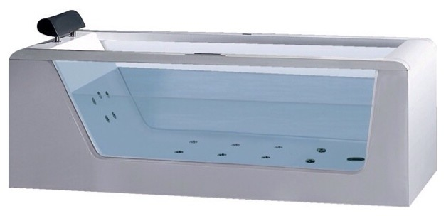 Modern Jacuzzi Bathtub Model Platiniun 2000 Contemporary