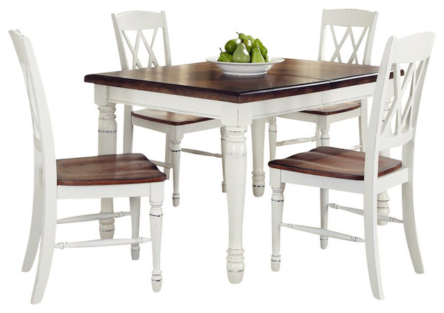 Styles Monarch Rectangular Dining Table Transitional Folding Tables