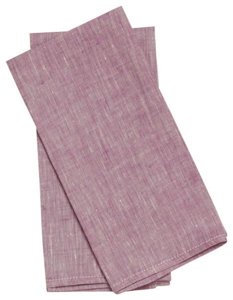 Plum Tea Towels Traditional Dish