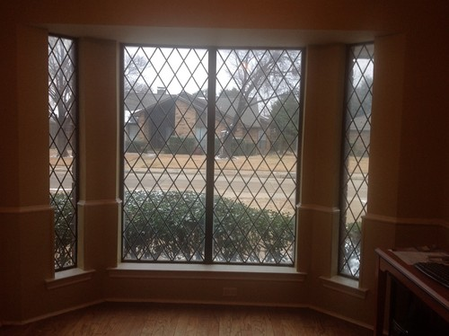 Please Help With This Bay Window And Tudor Panes