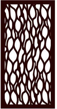 leafstream modular decorative screen panel single panel contemporary wall panels - Decorative Screen