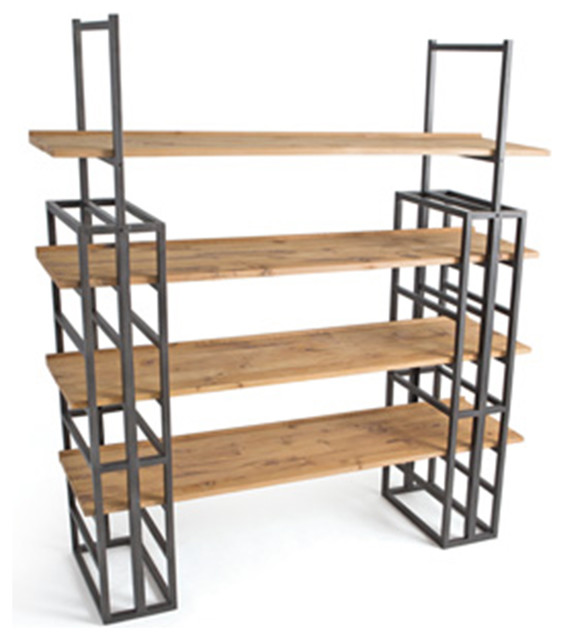 Scaffolding Storage Bookshelf by GO HOME LTD