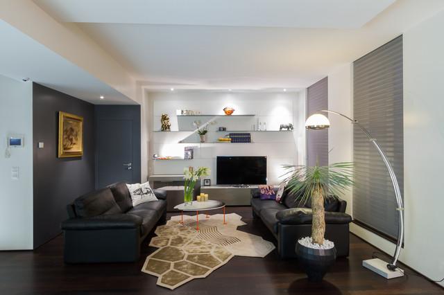 h tel particulier contemporain nancy par marsal. Black Bedroom Furniture Sets. Home Design Ideas
