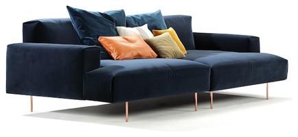 Tiptoe Sofa.