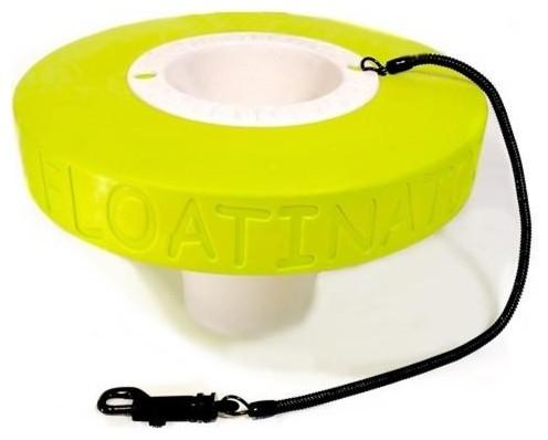 """""""green"""" Floatinator - Floating Cup Holder."""