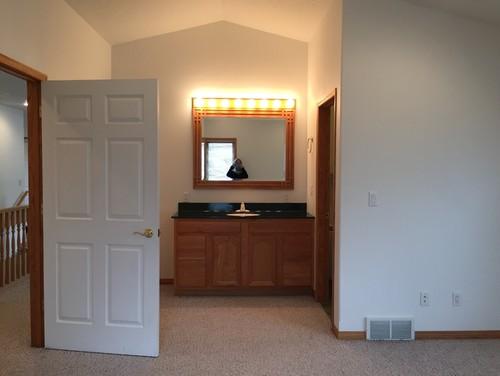 Bathroom Vanity Open To Bedroom Credainatcon