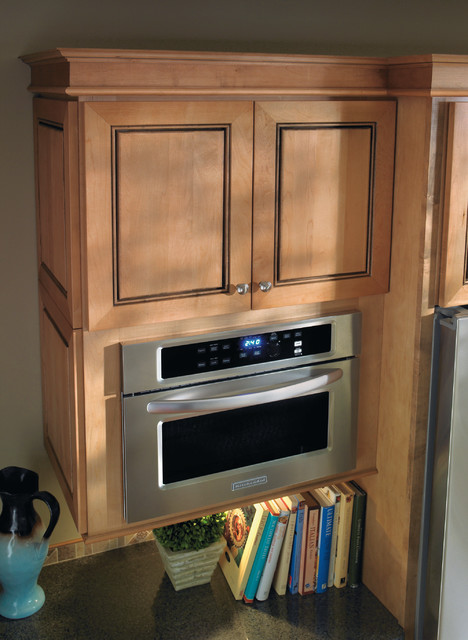 in cabinet microwave schrock microwave cabinet by masterbrand cabinets inc 17809