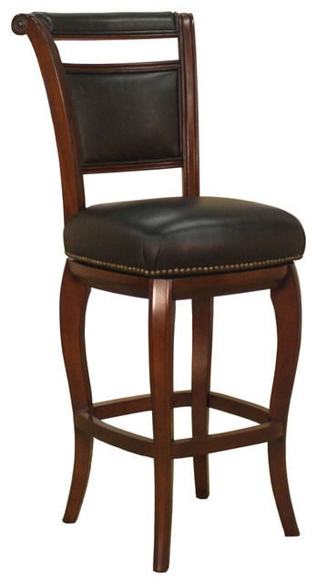 American Heritage Marcello Bar Stool In Brandy With