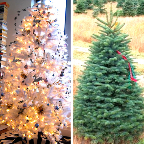 Are You Getting A Real Christmas Tree Or Artificial Tree This Year?