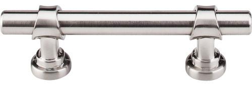 Asbury Bit Pull 3&x27;&x27; Center To Center M1747 Brushed Satin Nickel
