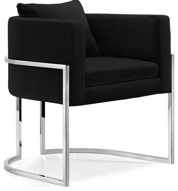 Sheepskin Rug Edinburgh: Pippa Velvet Accent Chair