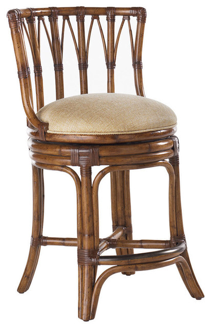 Lexington Island Estate South Beach Swivel Stool