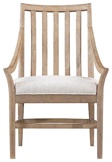 Stanley Furniture Co Inc Stanley Dining Chair Weathered Pier