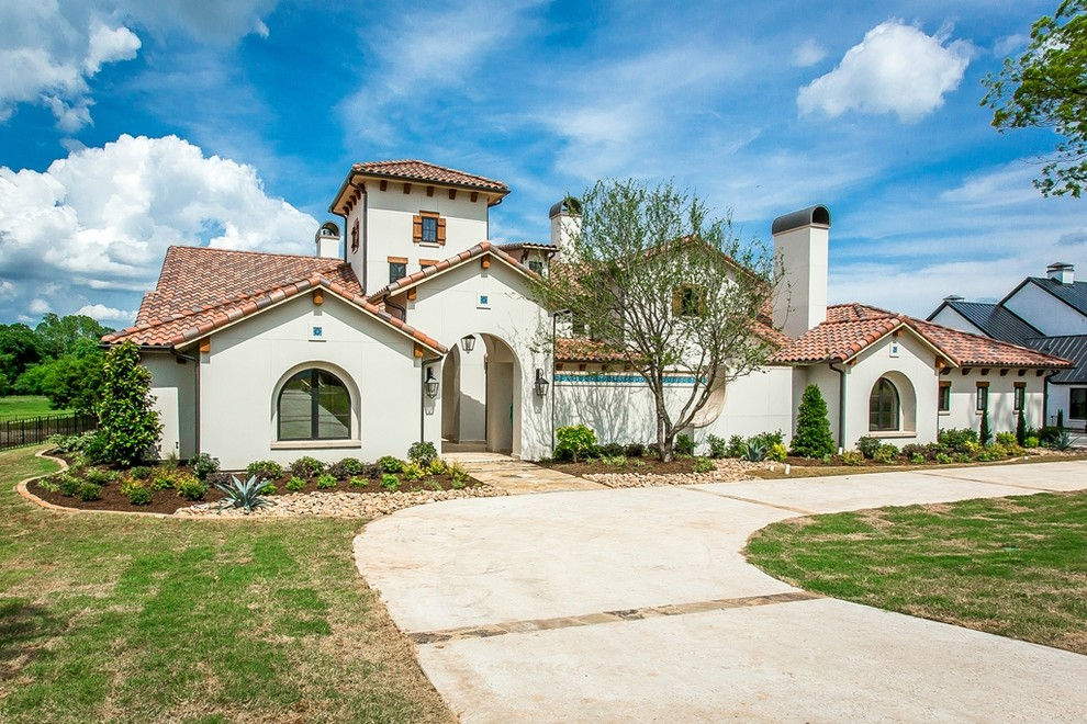 Spanish Revival Oak Meadows Spring 2018