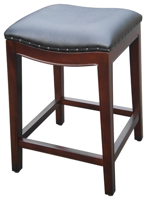 Magnificent D Art Collection Mahogany Bali Wave Counter Stool Ncnpc Chair Design For Home Ncnpcorg
