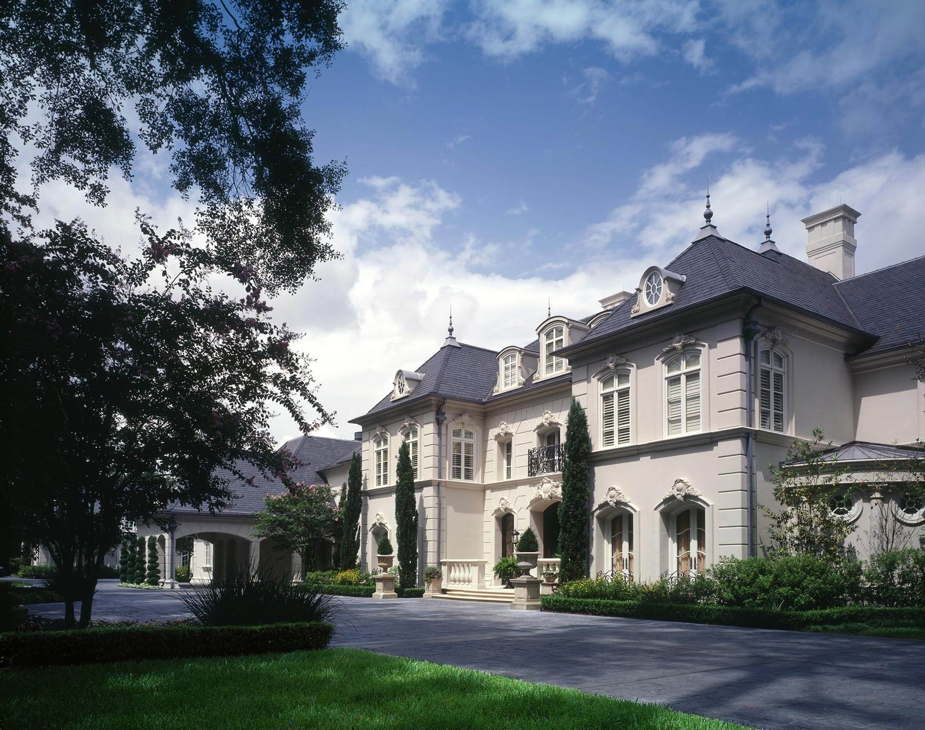 01. French Chateau