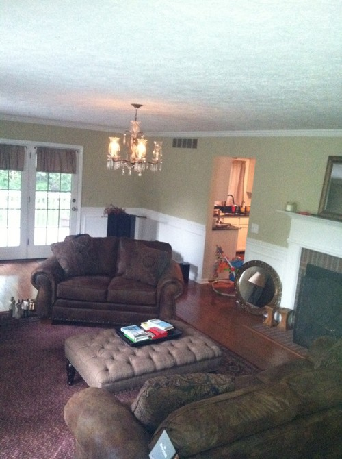 Help With Placing Furniture In Living Room