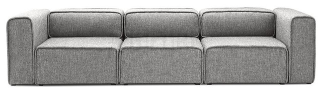 Fantastic Modern 3 Seater Modular Sofa Bjorn Gmtry Best Dining Table And Chair Ideas Images Gmtryco