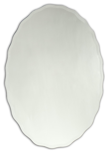 "Myrlin Large Wall Mirror, 19.69""x27.56"". -2"