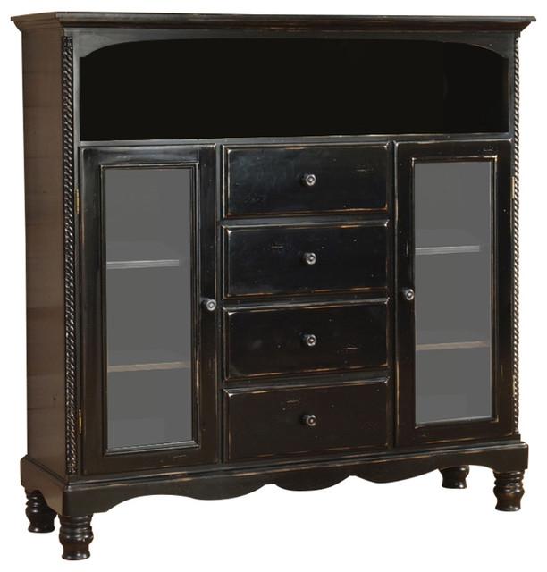 Hillsdale Furniture Wilshire 4 Drawer Baker S Cabinet