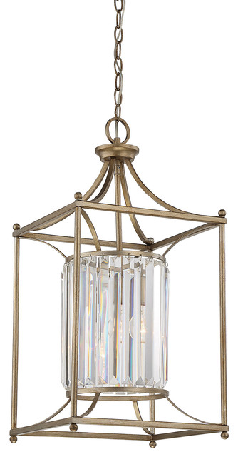 Traditional Foyer Chandeliers : Savoy house fenton small foyer argentum traditional