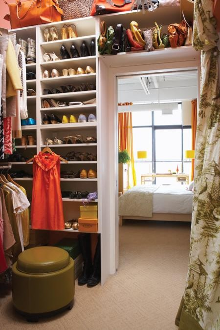 closets contemporary closet