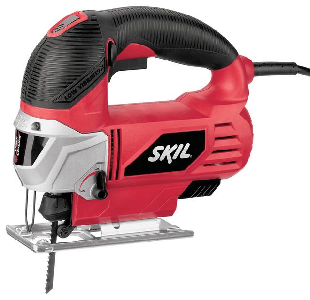 Skil 4495-02 6 Amp Orbital Action Laser Jigsaw.