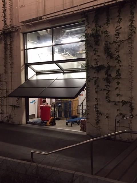 bi fold garage doorsBifold garage doors