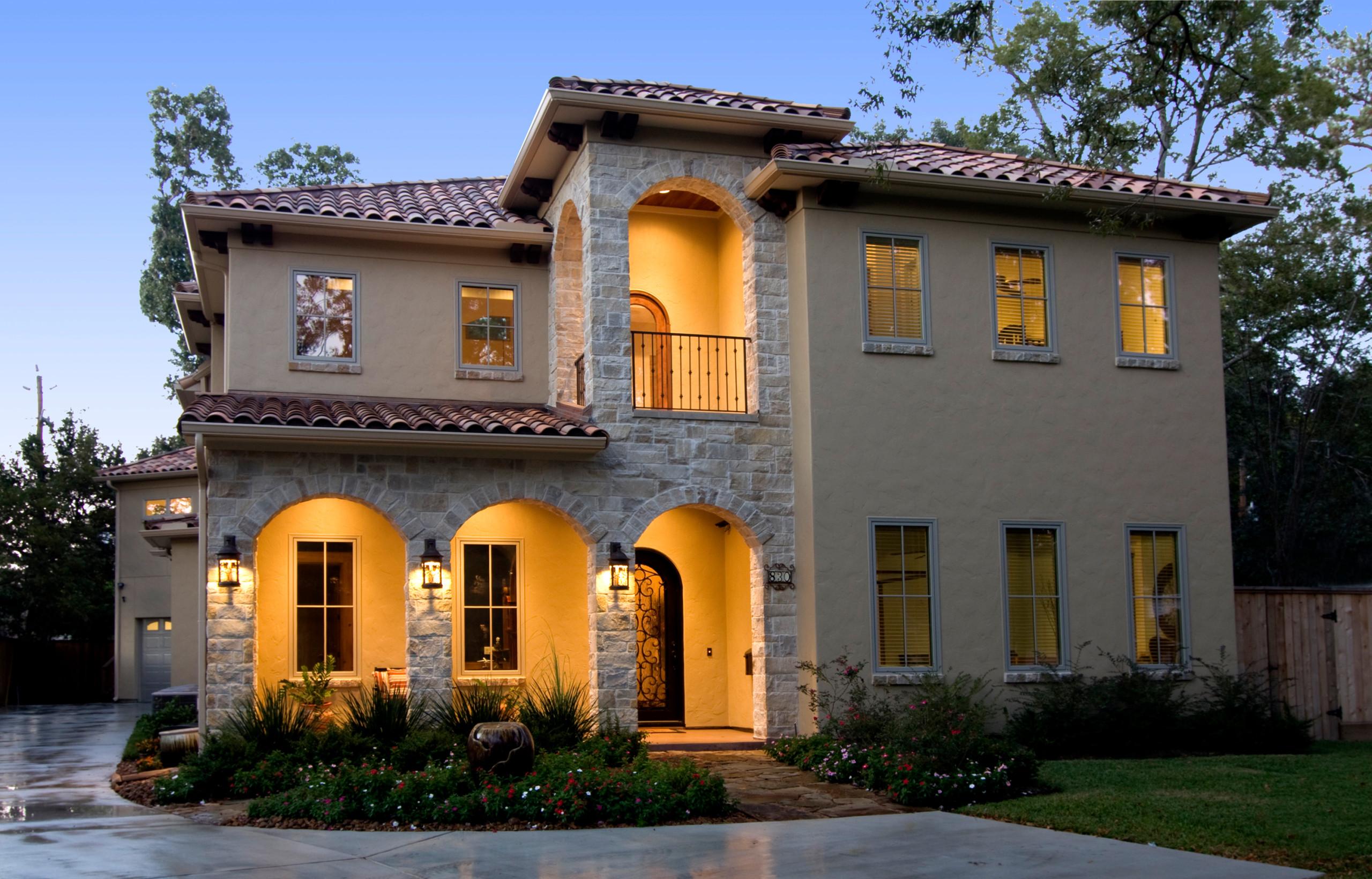 Garden Oaks Custom Home