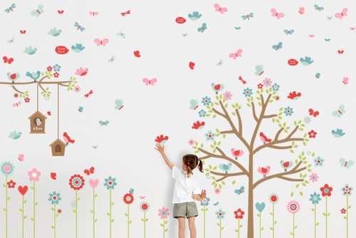 guest picks unique decals for kids - Kids Wall Decor