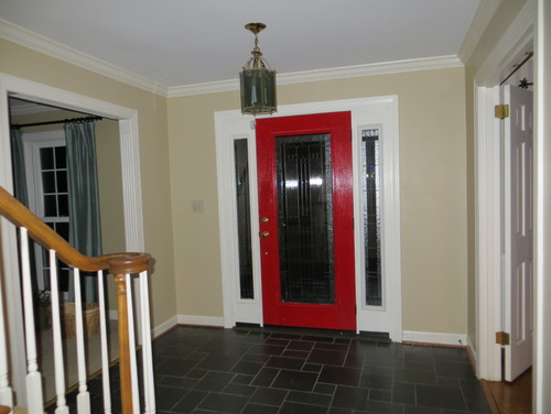 What Color To Paint Interior Front Door