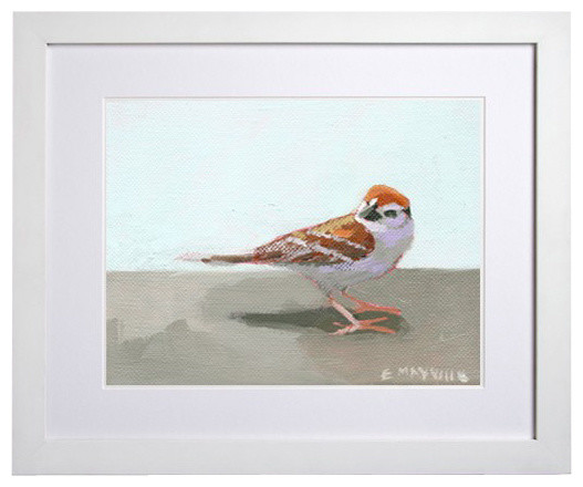 """""""Chipping Sparrow"""" Limited Edition Print"""