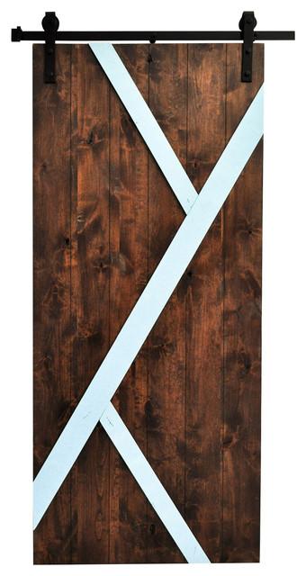 Barn door wood mod y 48 x96 with hardware interior for 48 inch barn door