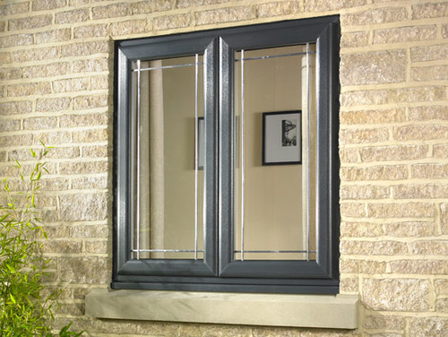 Stucco Window Frames And Architectural Trim
